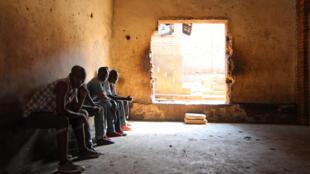 Dans le centre de Gikondo, à Kigali, ce jeudi 24 septembre.