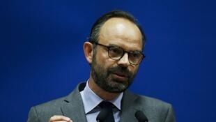 New French Prime Minister Edouard Philippe