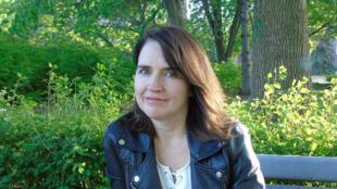 La journaliste canadienne Judi Rever, auteur de « In the praise of blood - The crimes of the Rwandan Patriotic Front » - « Eloge du sang - Les crimes du Front patriotique rwandais »