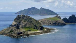 Quần đảo Senkaku/ Điếu Ngư do Nhật Bản cai quản (Reuters)