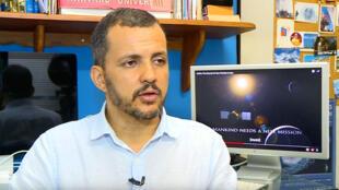 O astrônomo e professor de Astrofísica José Dias do Nascimento, da Universidade Federal do Rio Grande do Norte
