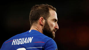Gonzalo Higuain played under Chelsea boss Maurizio Sarri at Napoli.