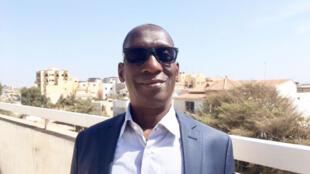 Mamadou Diop Decroix préside le PADS, le Parti africain pour la démocratie et le socialisme.