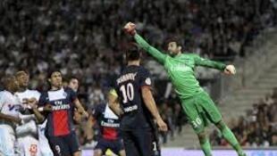 O PSG goleou o Lyon no Parque dos Príncipes