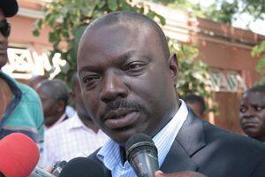 """General Bento dos Santos """"Kangamba"""", membro do Comité Central do MPLA"""