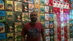 Humorista luso-descendente, Francisco E Cunha
