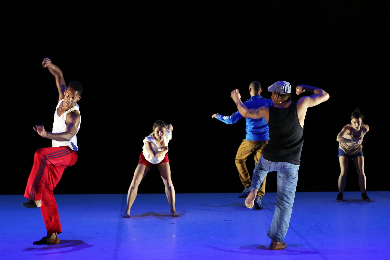"""En """"Don Quoijote de Trocadero"""" conviven bailarines clásicos, de danza moderna, de hip-hop, flamenco y claqué."""