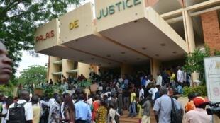 Le palais de justice de Ouagadougou, au Burkina Faso (image d'illustration).