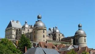 The Château de Hautefort