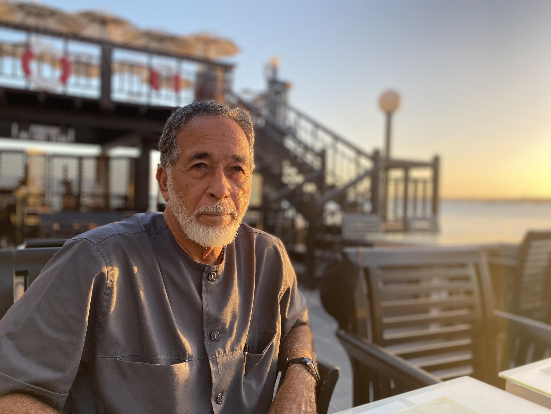 Patone Lobo, Director do Hotel Odjo d'Agua