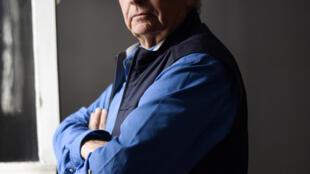 Portrait de Jean-Jacques Annaud.