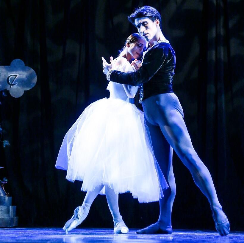 Norton Fantinel foi o bailarino principal do Washington Ballet e do Tulsa Ballet, nos Estados Unidos, da São Paulo Companhia de Dança, do Dortmund Ballet, na Alemanha e do Ballet du Capitole, em Toulouse, na França.