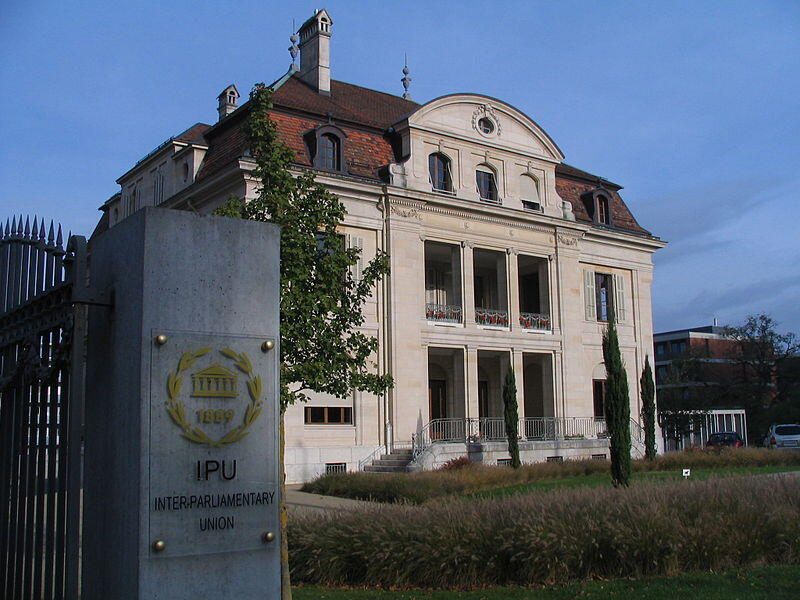 Headquarters of the IPU in Geneva