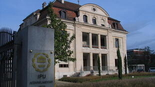 Headquarters of the IPU in Geneva