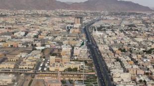 چشم اندازی از شهر نجران