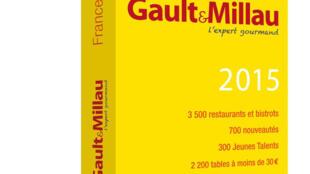 Guide Gault & Millau 2015.