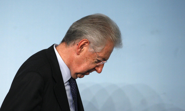 Mario Monti, Primer ministro italiano