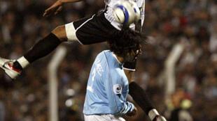 Abdelmalek Ziaya a encore frappé, il en est à 15 buts en C2 cette année.
