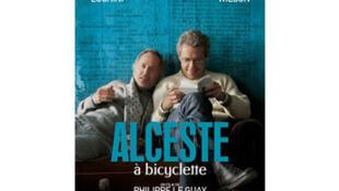«Alceste à bicyclette», avec Fabrice Luchini et Lambert Wilson.