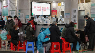 The coronavirus was first detected in Wuhan