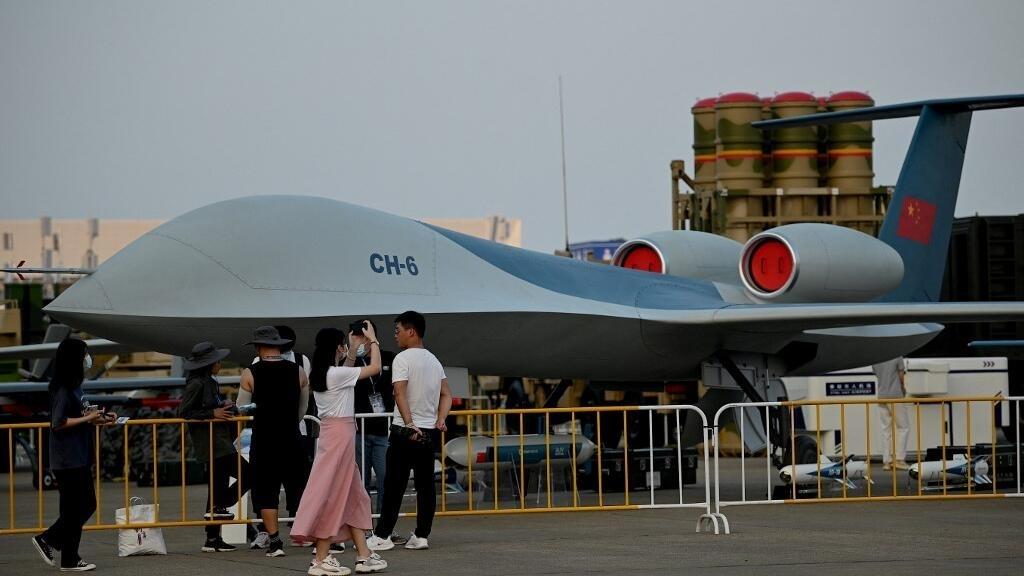 Airshow China: Pékin affiche son ambition aéronautique et sa puissance militaire