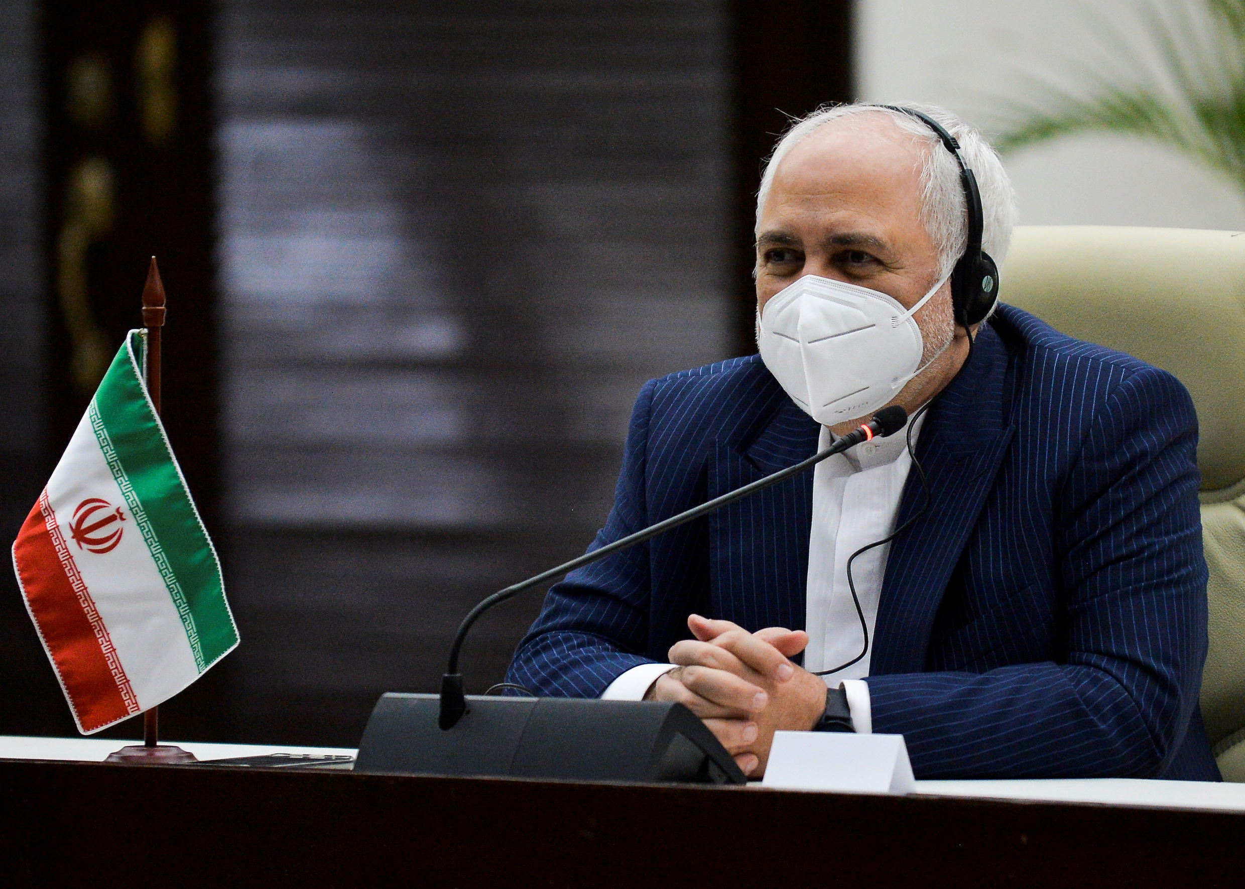 Iranian Foreign Minister Mohammad Javad Zarif published an op-ed on what it would take to save the Iran nuclear deal days after the inauguration of US President Joe Biden