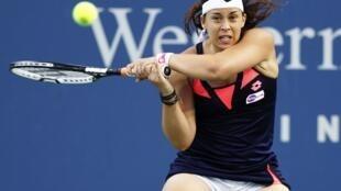 Marion Bartoli anunciou sua aposentadoria após derrota no torneio de Cincinnati, na quarta-feira 15/08/2013.