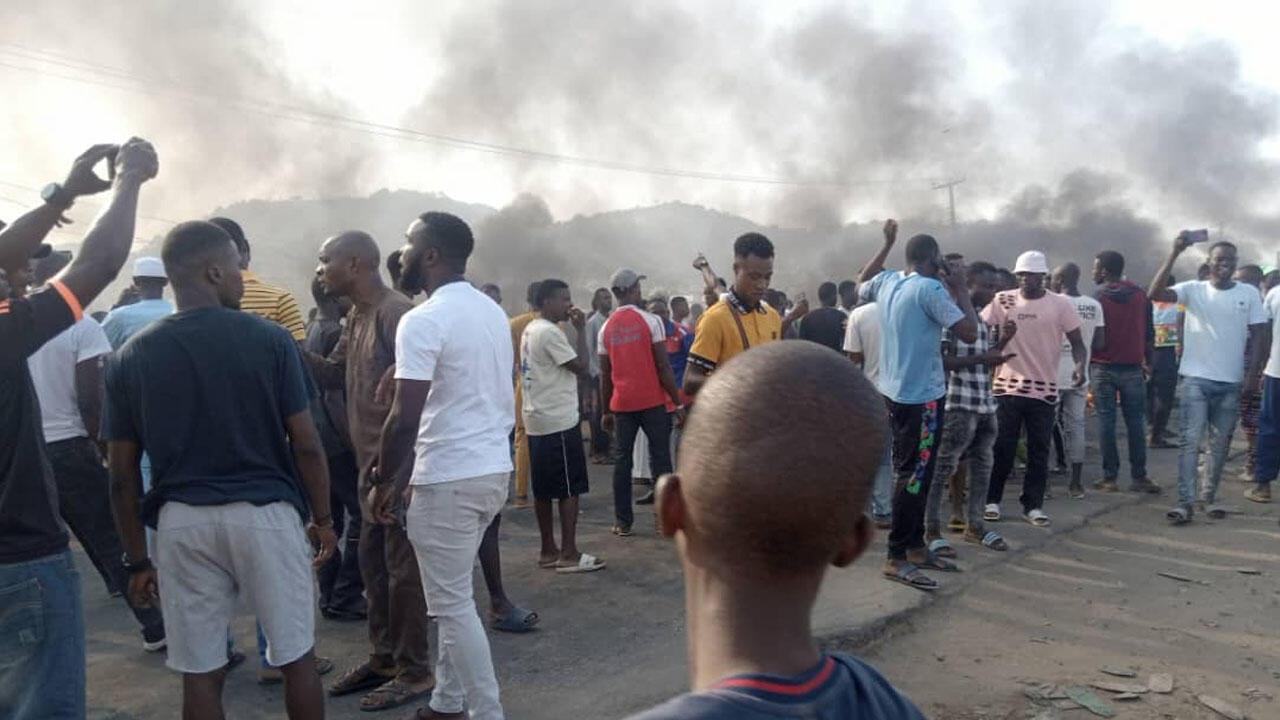 Abuja-Kaduna highway protest