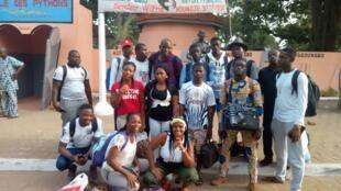 Le Club RFI Cotonou.