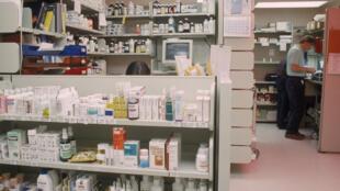 法国药店越来越频繁面对一些药品断货情况
