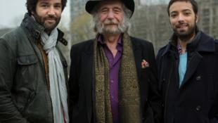 Le Trio Dan Gharibian sort son premier album: «Affamés d'éphémère».