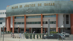 Le palais de justice de Dakar, au Sénégal. (Photo d'illustration)
