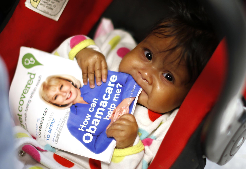 Chế độ bảo hiểm y tế « Obamacare » giúp hàng chục triệu người Mỹ thu nhập thấp được chăm sóc sức khỏe.