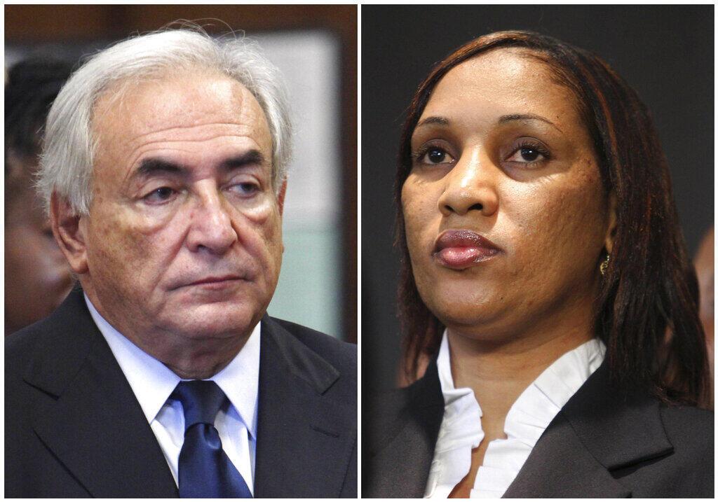 Strauss-Kahn and Diallo