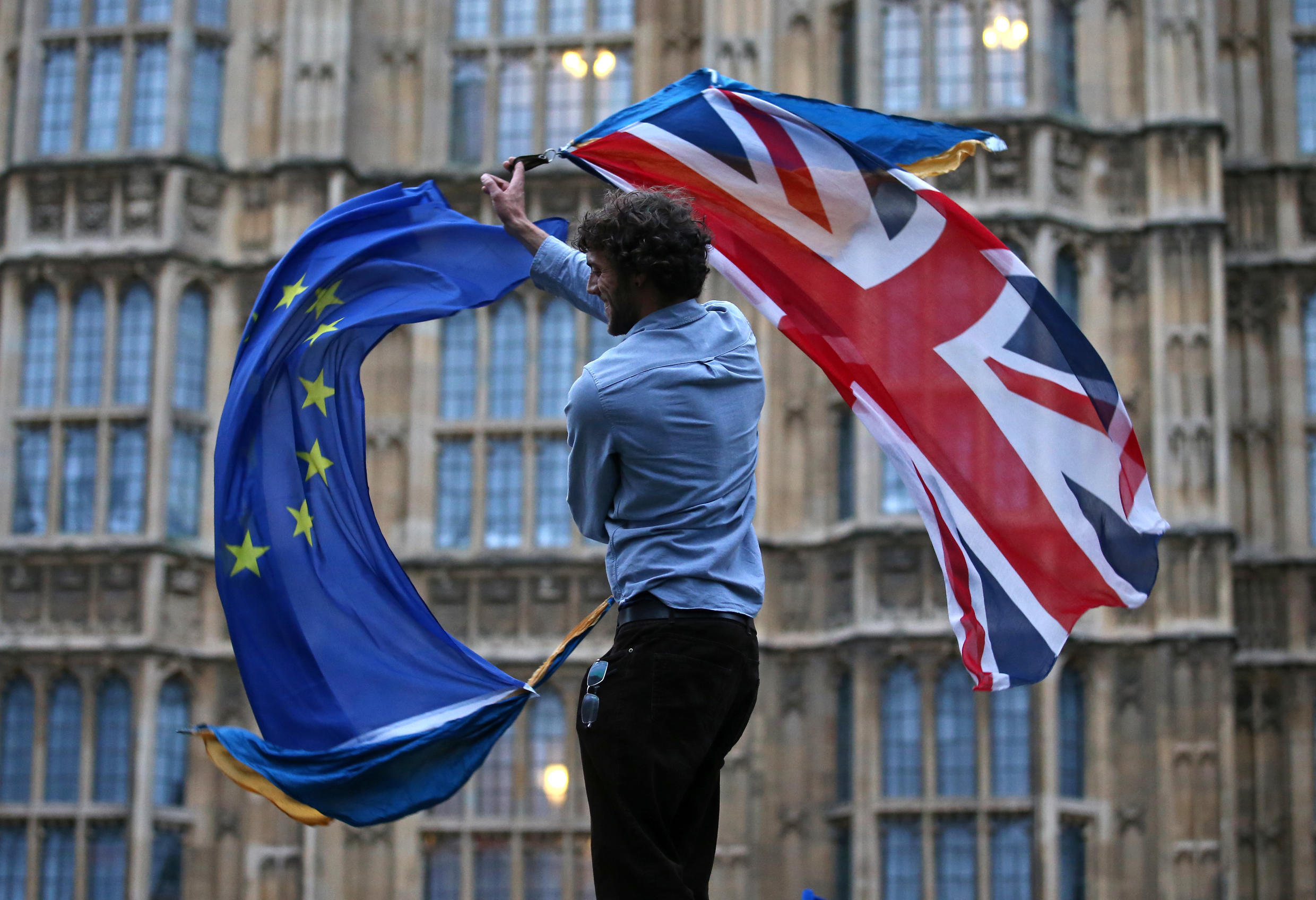Britain's parliament and EU national capitals have just days to green-light the post-Brexit trade deal