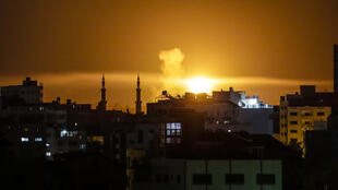 حمله اسرائیل به غزه
