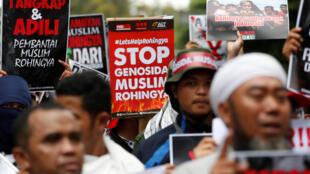 """A ONU tem considerado os Rohingyas como sendo """"um dos povos mais perseguidos do mundo""""."""