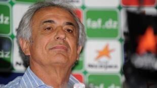 Vahid Halilhodzic a réussi à qualifier l'Algérie pour la CAN 213.