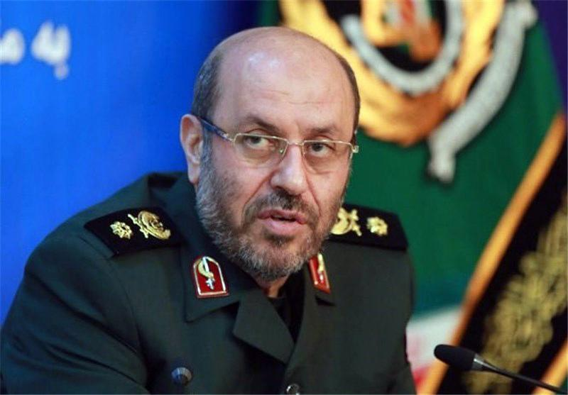 حسین دهقان، مشاور رهبر حکومت ایران در امور صنایع نظامی و دفاعی.