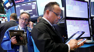 紐約股市周二閉市時不降反升。