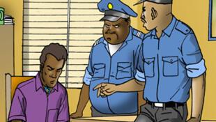 Kwame ahojiwa na polisi
