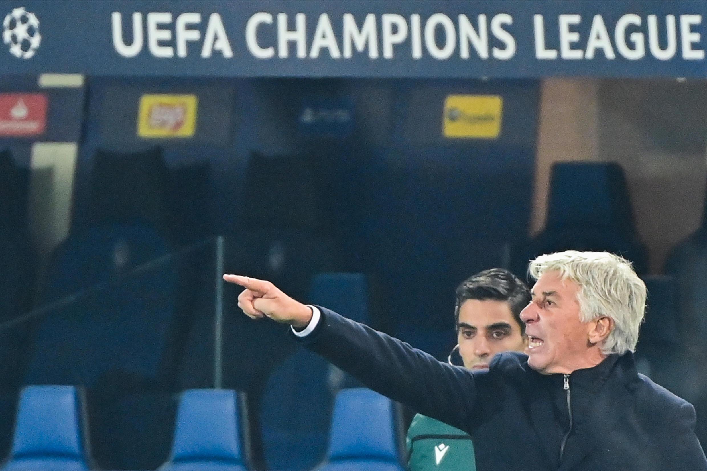 Gian Piero Gasperini's Atalanta are in their second Champions League campaign.