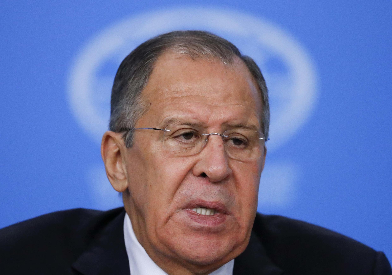 រដ្ឋមន្ត្រីការបរទេសរុស្ស៊ីលោក Sergueï Lavrov