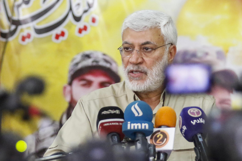 Abou Mehdi al-Mouhandis, numéro deux des Hachd al-Chaabi, tué en Irak le 3 janvier 2020.