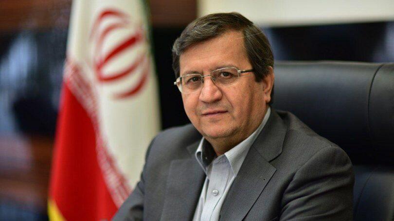 عبدالناصر همتی رئیس کل بانک مرکزی ایران