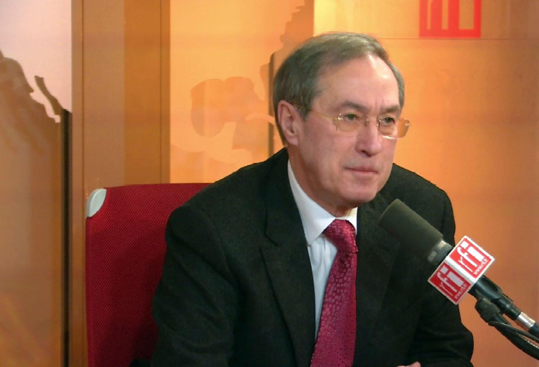 Claude Guéant, ancien ministre de l'Intérieur et ancien secrétaire général de l'Elysée.
