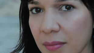 """Maureen Santos, coordenadora da edição brasileira do """"Atlas do Agronegócio""""."""