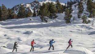 Andorra: investindo nas estações de esqui.