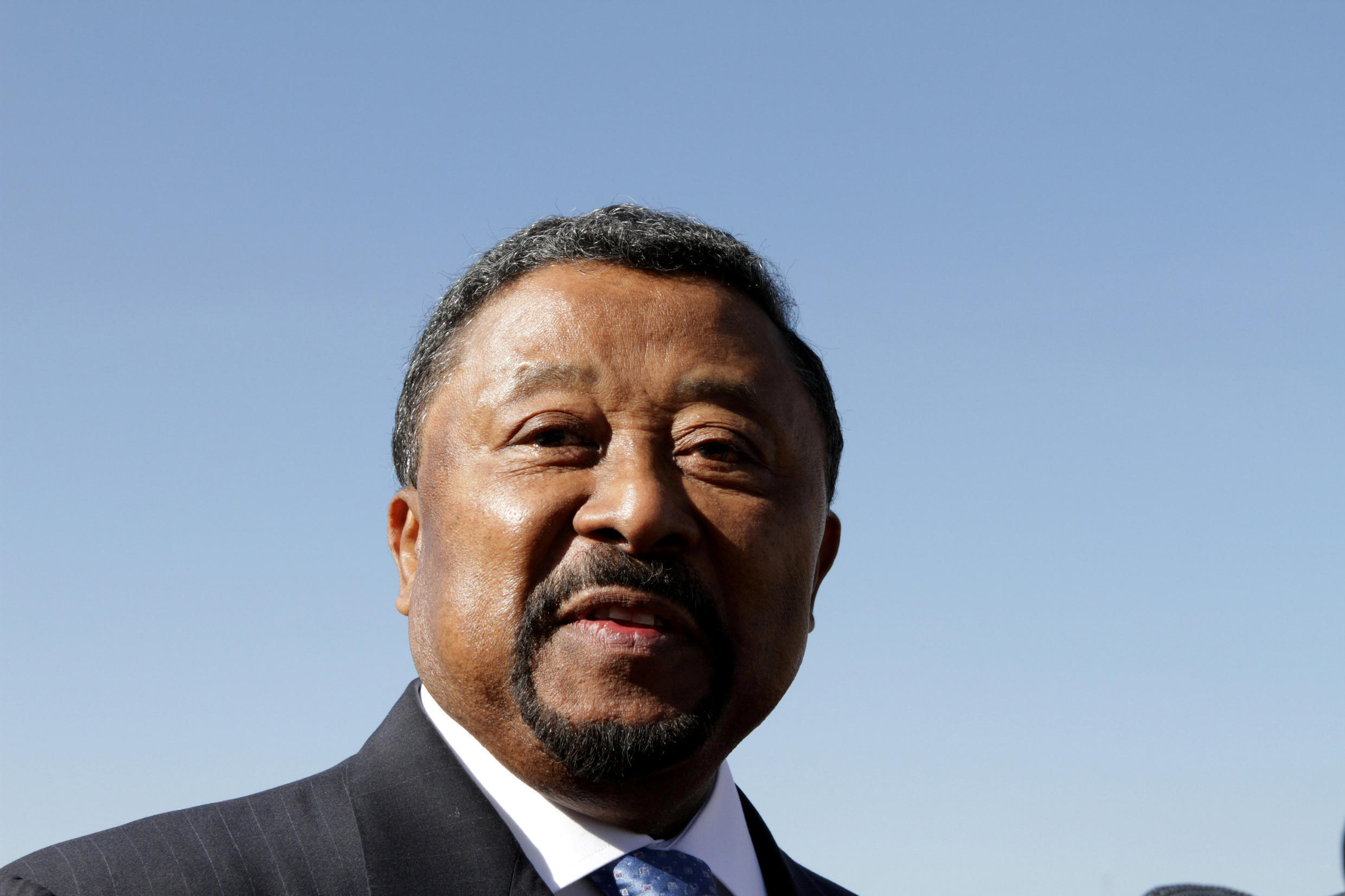 African Union Commission chairman Jean Ping arrives for the 18th African Union (AU) Summit in the Ethiopia's capital Addis Ababa, January 29, 2012.