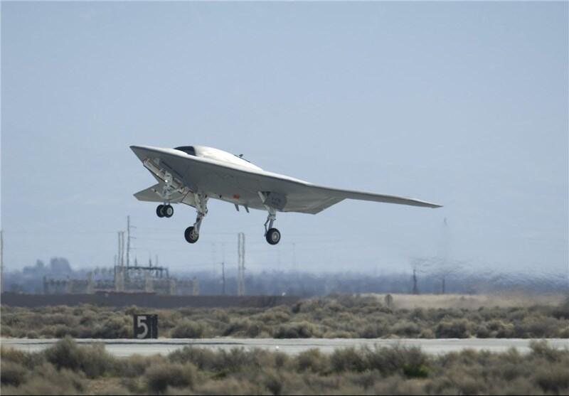 """پهپاد """"RQ170"""" متعلق به ایران"""